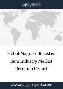 Global Magneto Resistive Ram Industry Market Research Report
