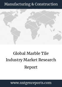 Global Marble Tile Industry Market Research Report
