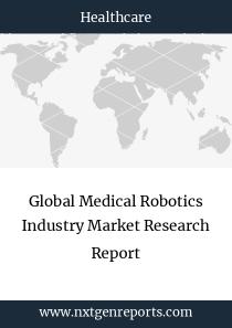 Global Medical Robotics Industry Market Research Report