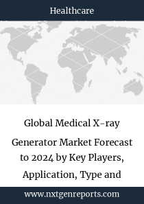 Global Medical X-ray Generator Market Forecast to 2024 by Key Players, Application, Type and Region