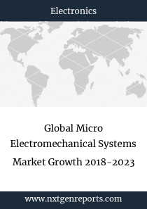 Global Micro Electromechanical Systems Market Growth 2018-2023