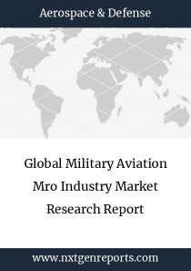 Global Military Aviation Mro Industry Market Research Report