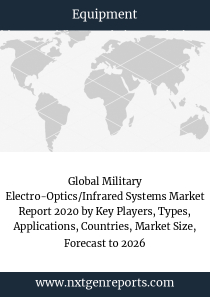 Global Military Electro-Optics/Infrared Systems Market Report 2020 by Key Players, Types, Applications, Countries, Market Size, Forecast to 2026