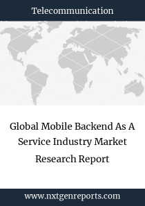 Global Mobile Backend As A Service Industry Market Research Report