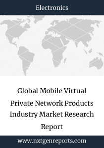 Global Mobile Virtual Private Network Products Industry Market Research Report