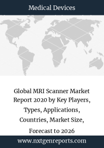 Global MRI Scanner Market Report 2020 by Key Players, Types, Applications, Countries, Market Size, Forecast to 2026