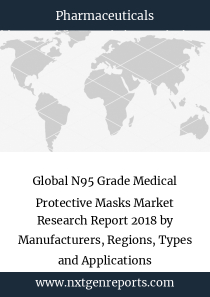 Global N95 Grade Medical Protective Masks Market Research Report 2018 by Manufacturers, Regions, Types and Applications