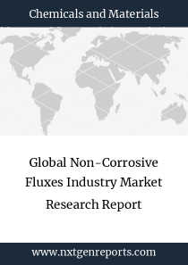 Global Non-Corrosive Fluxes Industry Market Research Report