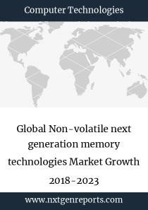 Global Non-volatile next generation memory technologies Market Growth 2018-2023