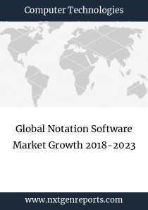 Global Notation Software Market Growth 2018-2023