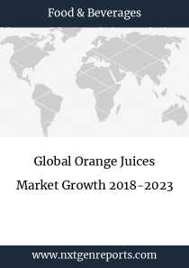 Global Orange Juices Market Growth 2018-2023