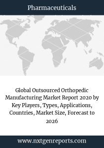Global Outsourced Orthopedic Manufacturing Market Report 2020 by Key Players, Types, Applications, Countries, Market Size, Forecast to 2026
