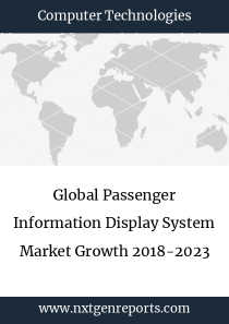 Global Passenger Information Display System Market Growth 2018-2023
