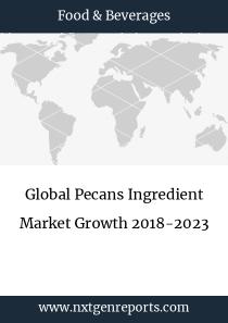 Global Pecans Ingredient Market Growth 2018-2023
