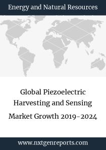 Global Piezoelectric Harvesting and Sensing Market Growth 2019-2024