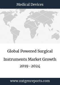 Global Powered Surgical Instruments Market Growth 2019-2024