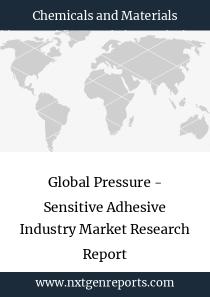 Global Pressure - Sensitive Adhesive Industry Market Research Report