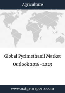 Global Pyrimethanil Market Outlook 2018-2023