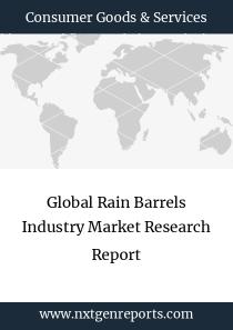 Global Rain Barrels Industry Market Research Report