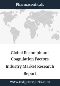 Global Recombinant Coagulation Factors Industry Market Research Report