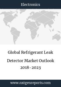 Global Refrigerant Leak Detector Market Outlook 2018-2023