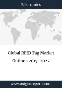 Global RFID Tag Market Outlook 2017-2022