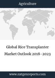 Global Rice Transplanter Market Outlook 2018-2023