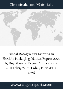 Global Rotogravure Printing in Flexible Packaging Market Report 2020 by Key Players, Types, Applications, Countries, Market Size, Forecast to 2026