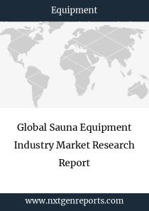 Global Sauna Equipment Industry Market Research Report
