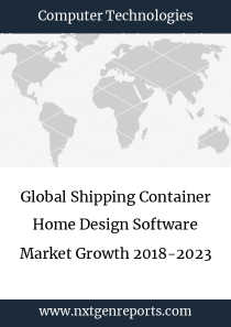 Global Shipping Container Home Design Software Market Growth 2018-2023