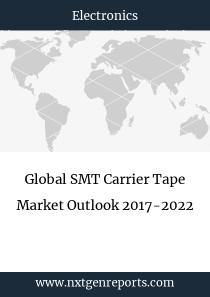 Global SMT Carrier Tape Market Outlook 2017-2022