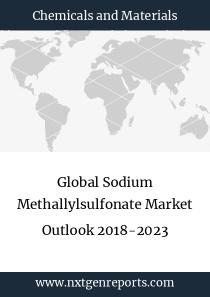 Global Sodium Methallylsulfonate Market Outlook 2018-2023