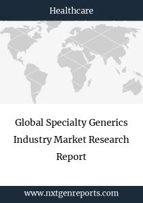 Global Specialty Generics Industry Market Research Report