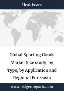 Global Sporting Goods Market Size study, by Type, by Application and Regional Forecasts 2018-2025