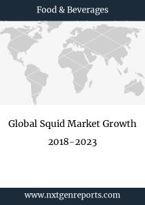 Global Squid Market Growth 2018-2023
