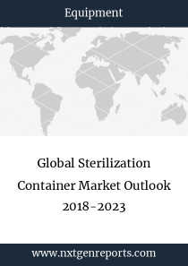 Global Sterilization Container Market Outlook 2018-2023