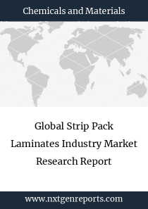 Global Strip Pack Laminates Industry Market Research Report