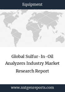 Global Sulfur-In-Oil Analyzers Industry Market Research Report