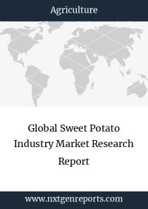 Global Sweet Potato Industry Market Research Report