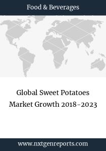 Global Sweet Potatoes Market Growth 2018-2023