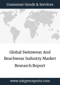 Global Swimwear And Beachwear Industry Market Research Report