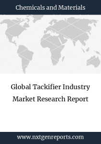 Global Tackifier Industry Market Research Report