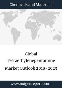 Global Tetraethylenepentamine Market Outlook 2018-2023
