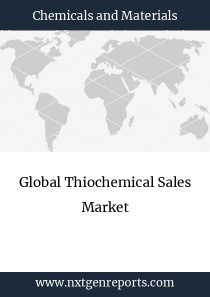 Global Thiochemical Sales Market
