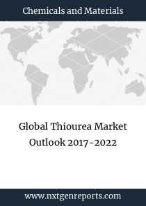 Global Thiourea Market Outlook 2017-2022