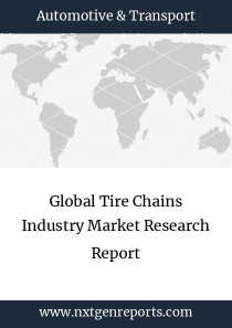 Global Tire Chains Industry Market Research Report