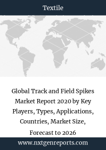 Global Track and Field Spikes Market Report 2020 by Key Players, Types, Applications, Countries, Market Size, Forecast to 2026