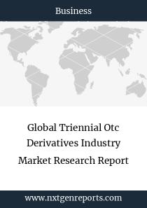 Global Triennial Otc Derivatives Industry Market Research Report