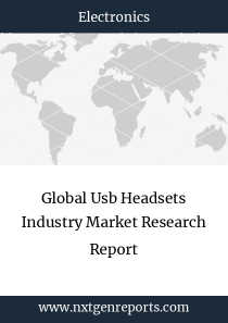 Global Usb Headsets Industry Market Research Report