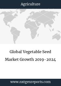 Global Vegetable Seed Market Growth 2019-2024